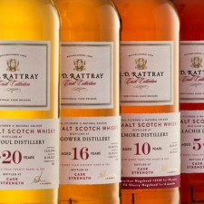 A.D. Rattray cask collection Inchgower 2001