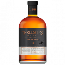 Three Ships 12 years old single malt whisky