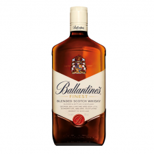 Ballantine's blended Scotch whisky liter