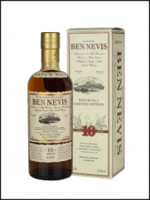 Ben Nevis 10 years old CS batch 1 single malt whisky