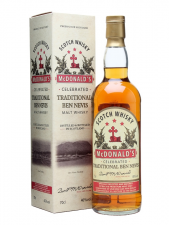 Ben Nevis Macdonald's traditional single malt whisky