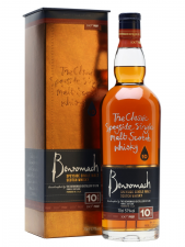 Benromach 10 years old 100 proof single malt whisky