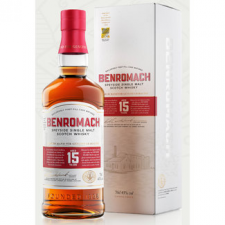 Benromach classic speyside 15 years old single malt whisky