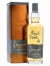 Benromach peatsmoke 2007 single malt whisky