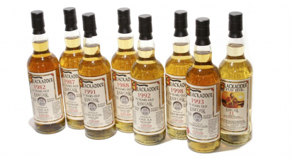 Blackadder Raw Cask The old man of Hoy 13 years old sherrycask finish