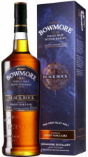 Bowmore black rock single islay malt whisky