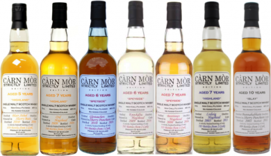 Carn Mor Caol Ila 2010 8 years old single malt whisky