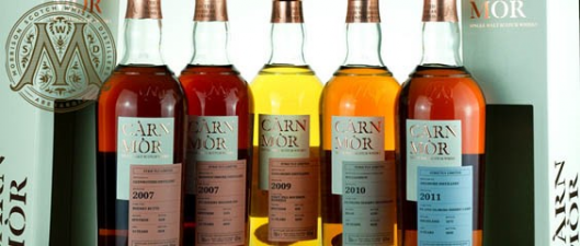 Carn Mor Strictly Limited Glen Garioch 9 years old