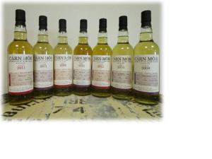 Carn Mor strictly limited Glen Garioch 2008 11 years old