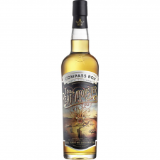 Compass Box The Peat Monster (new label)
