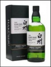 Hakushu 12 years old single malt whisky