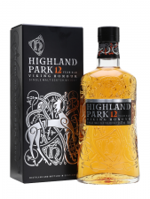 Highland park 12 years old single malt whisky
