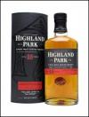 Highland park 18 years old single malt whisky
