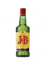 J&B blended scotch whisky liter