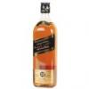 Johnnie Walker black label 12 years old blended whisky ltr.