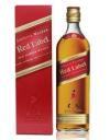 Johnnie Walker red label liter