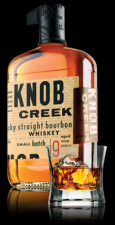 Knob creek 9 years old Kentucky straight bourbon