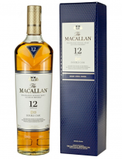Macallan 12 years old double cask single malt whisky
