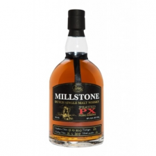 Millstone single malt whisky peated PX