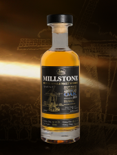 Millstone special no. 13 heavy peated american oak single malt whisky