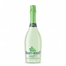 Night Orient Mojito mousserende cocktail alcoholvrij