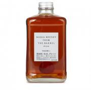 Nikka straight from the barrel 50 cl.