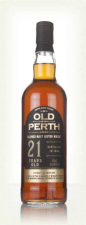 Old Perth 21 years old single cask sherry hogshead blended malt whisky