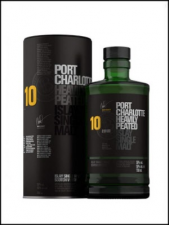 Port Charlotte 10 years old single malt whisky
