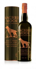 The Arran machrie moor peated single malt whisky