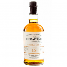 The Balvenie 16 years old triple cask