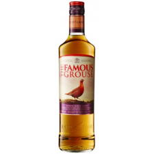 The Famous Grouse blended whisky liter