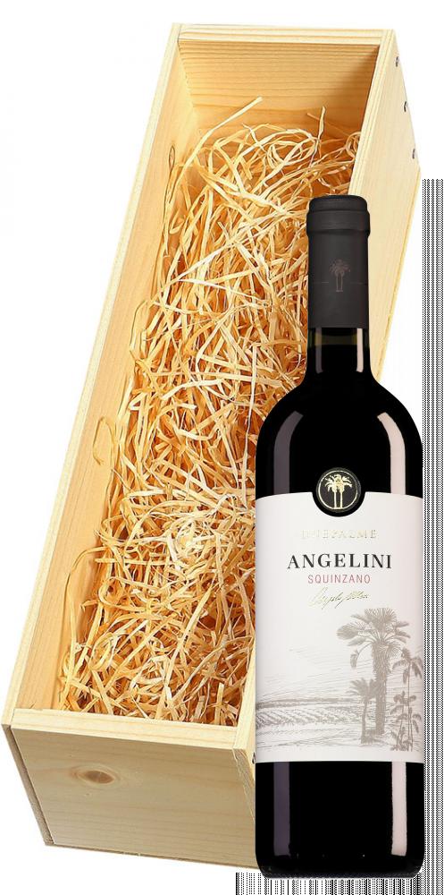 Wijnkist met Cantine Due Palme Squinzano