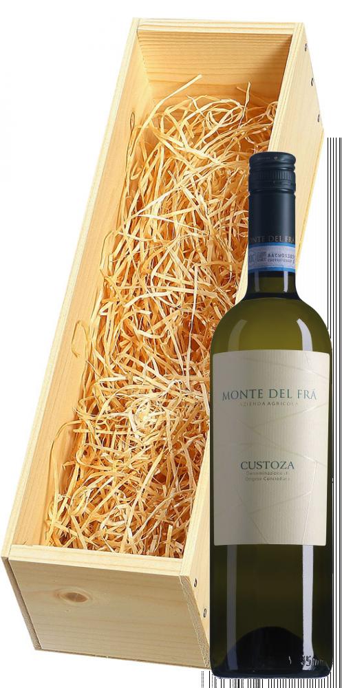 Wijnkist met Monte del Frà Custoza