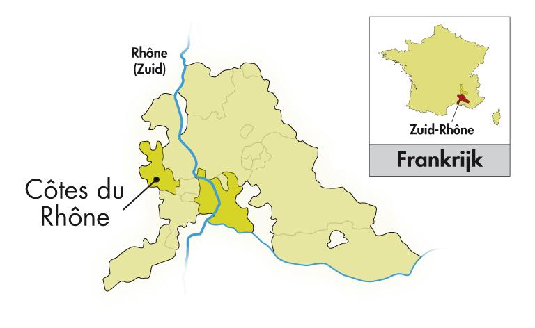 Le Clos du Caillou Côtes du Rhône Rosé