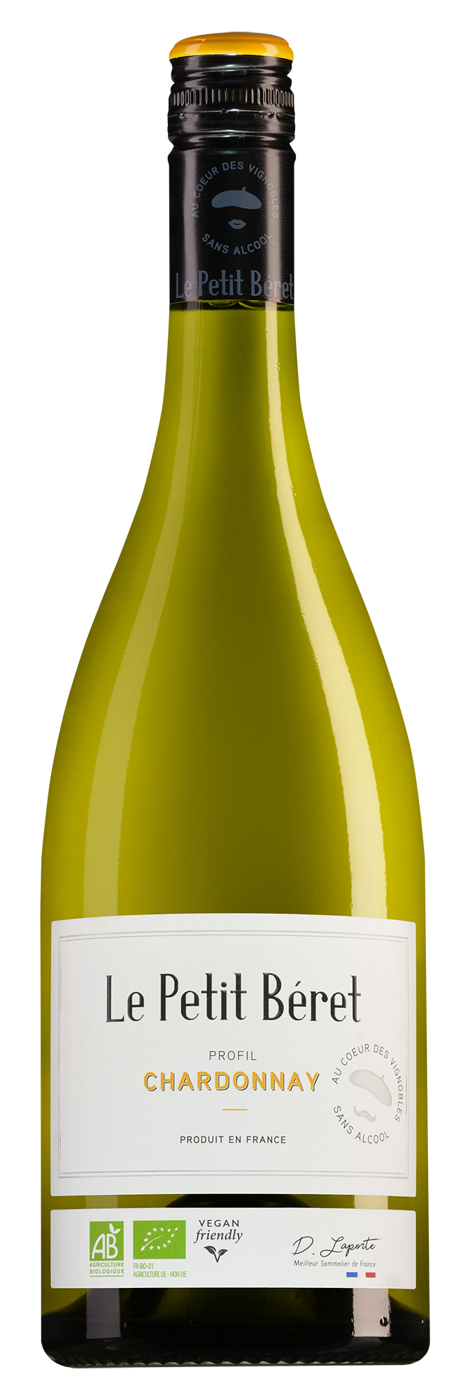 Le Petit Béret Chardonnay alcoholvrij