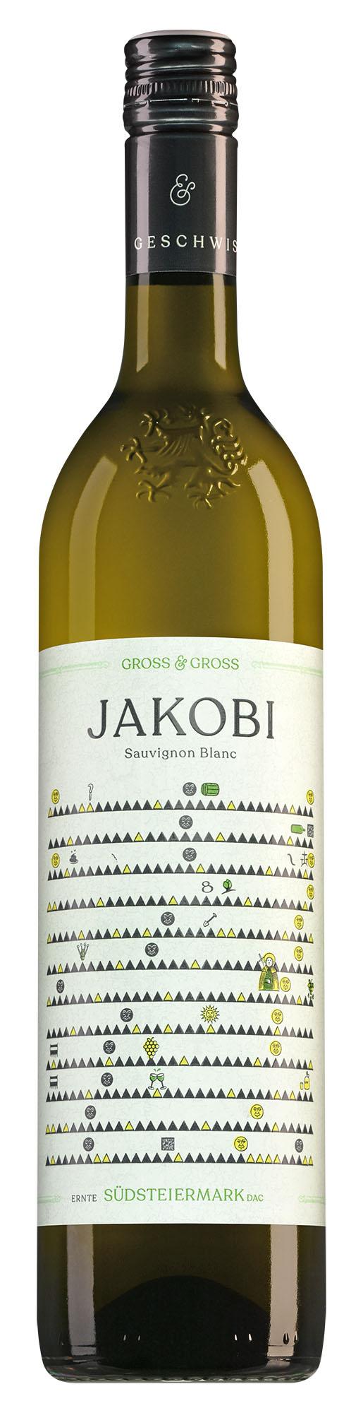 Weingut Gross Südsteiermark Jakobi Sauvignon Blanc