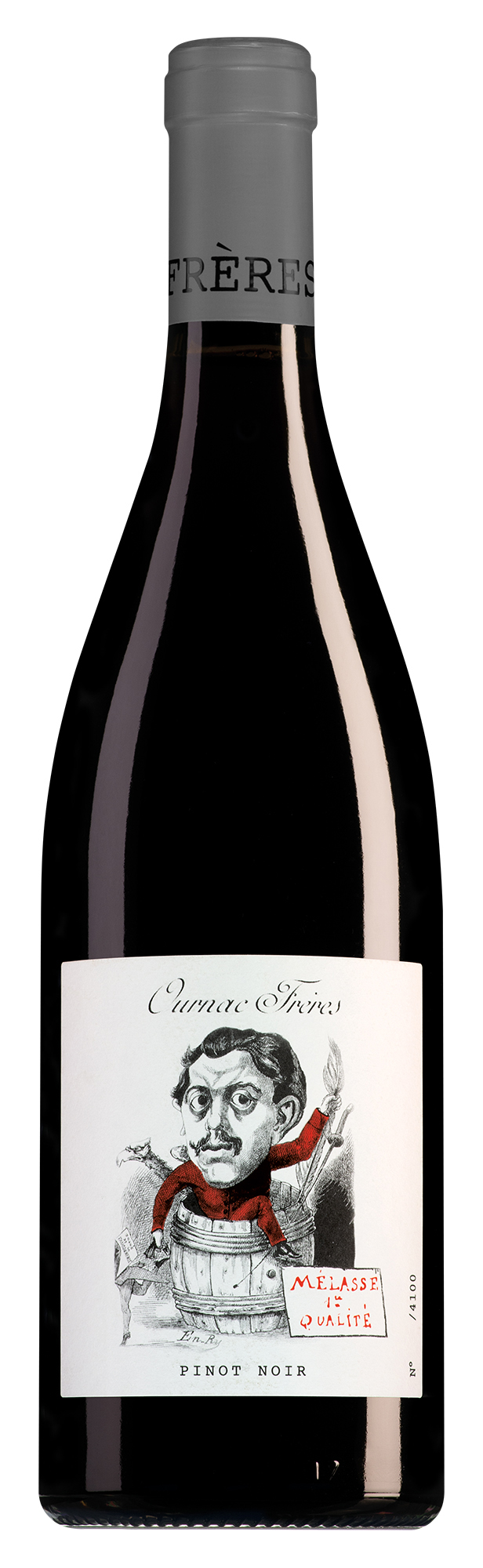 Domaine Coudoulet Pays d'Oc Ournac Frères Pinot Noir