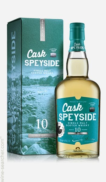 A.D. Rattray Cask Speyside 10 years old