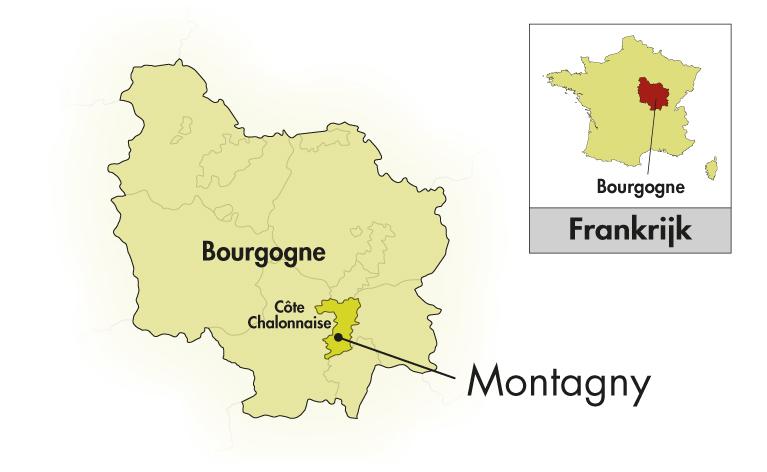 Domaine Berthenet Montagny Tête de Cuvée