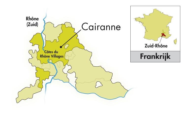 Domaine Alary Cairanne L'Estévenas Rouge
