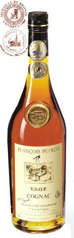 Peyrot  vsop 1e cru cognac
