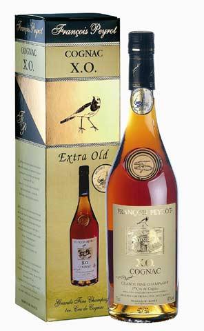 Peyrot XO 1e cru cognac